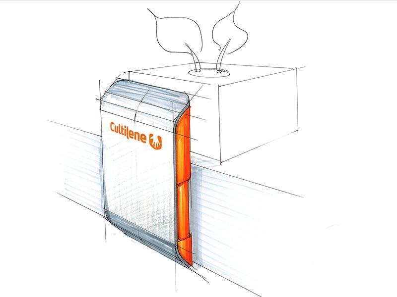 Cultilene by npk design