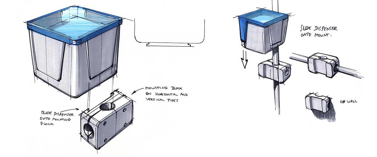 Kimberly-Clark by npk design