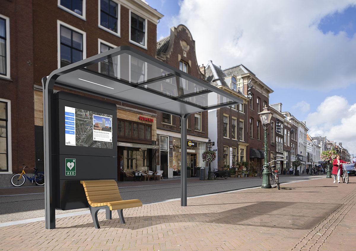 Gemeente Leiden by npk design