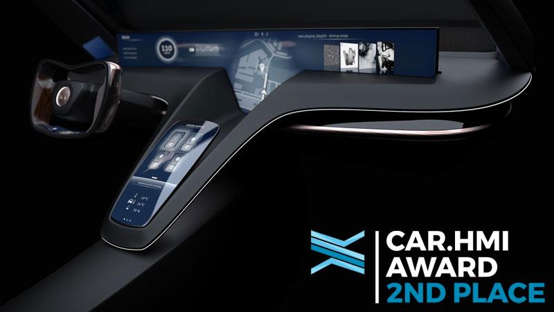 Car HMI Europe Award